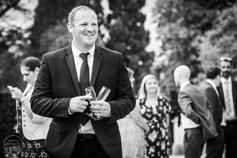 woburn abbey wedding 137