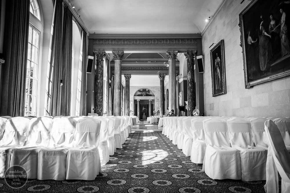 woburn abbey wedding 36