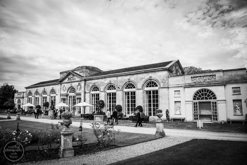 woburn abbey wedding 39