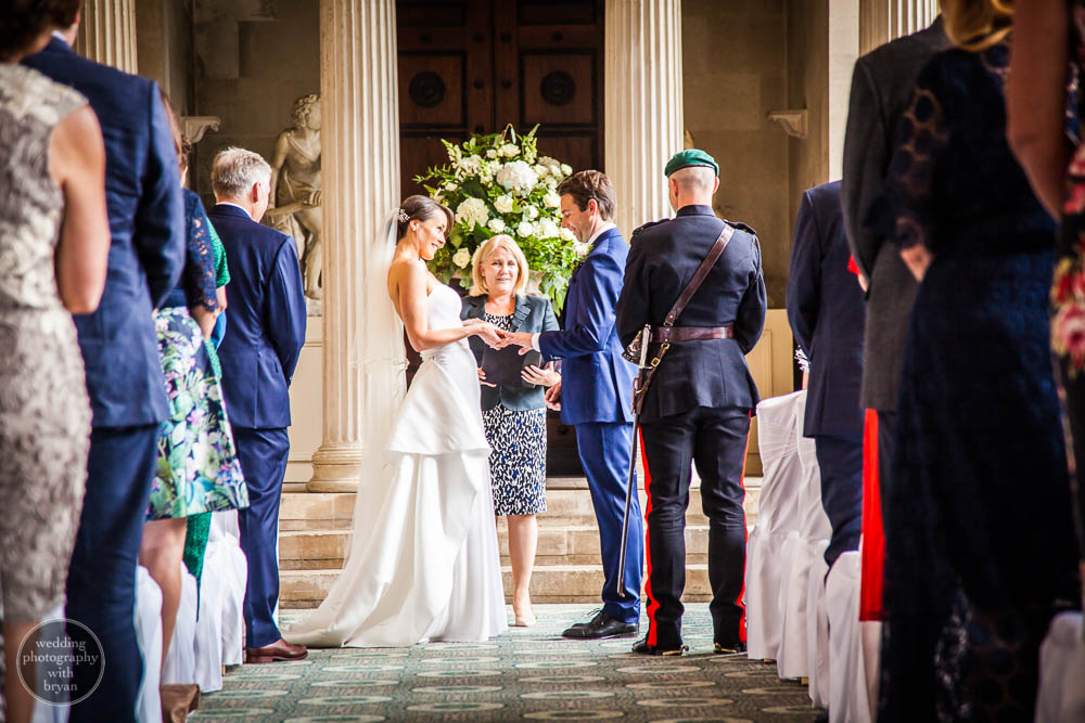 woburn abbey wedding 79