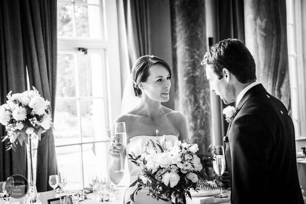 woburn abbey wedding 86