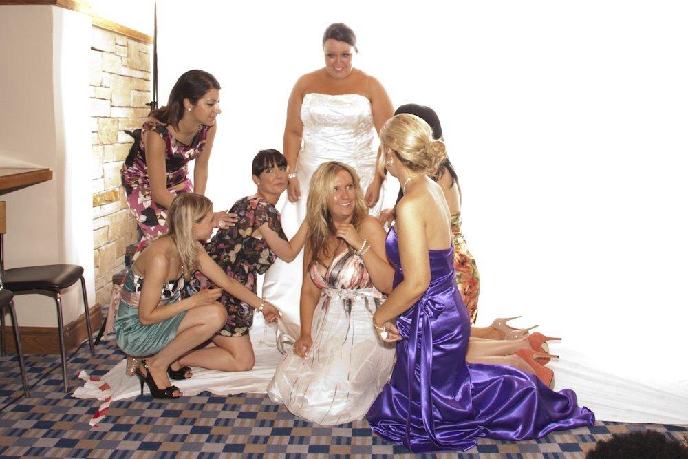 Aztec West Hotel Bristol Wedding JM 48