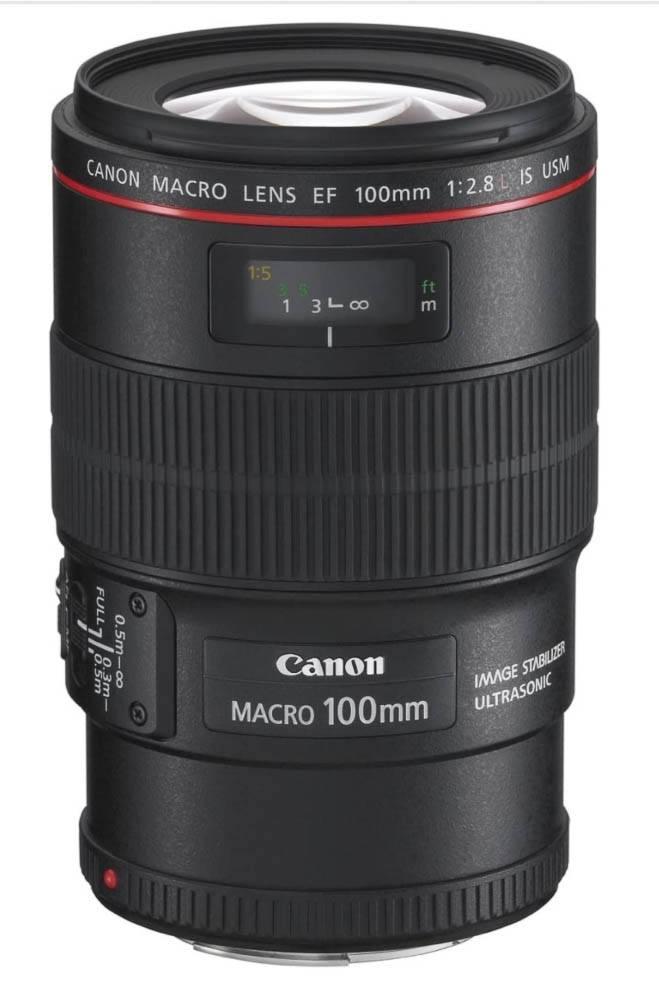 Canon 100mm Macro 1