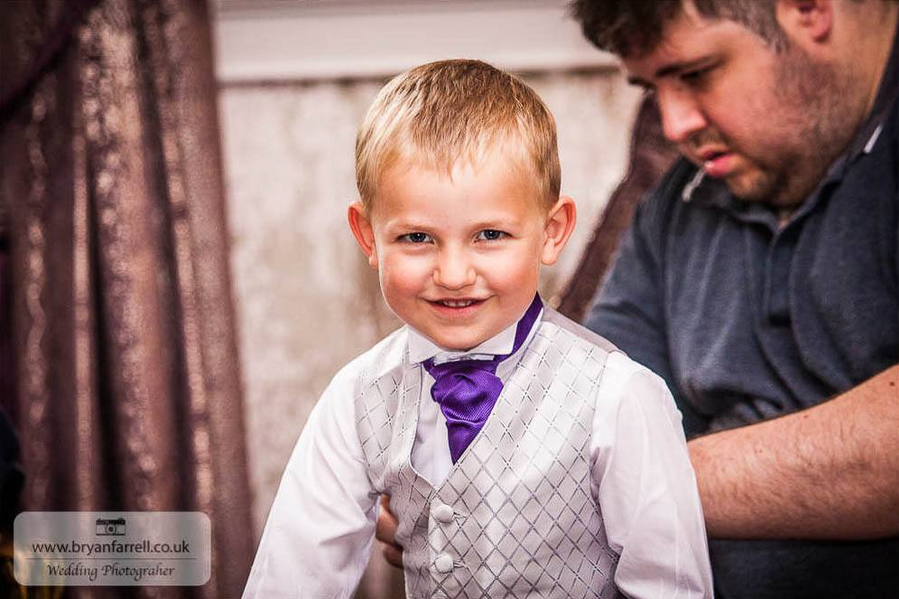Clearwell Castle Wedding 1