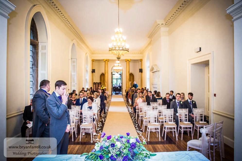 Clearwell Castle Wedding 10