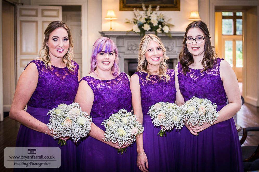 Clearwell Castle Wedding 11
