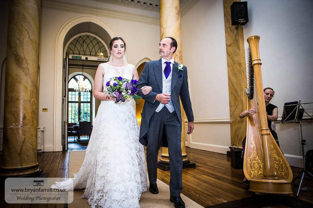 Clearwell Castle Wedding 12