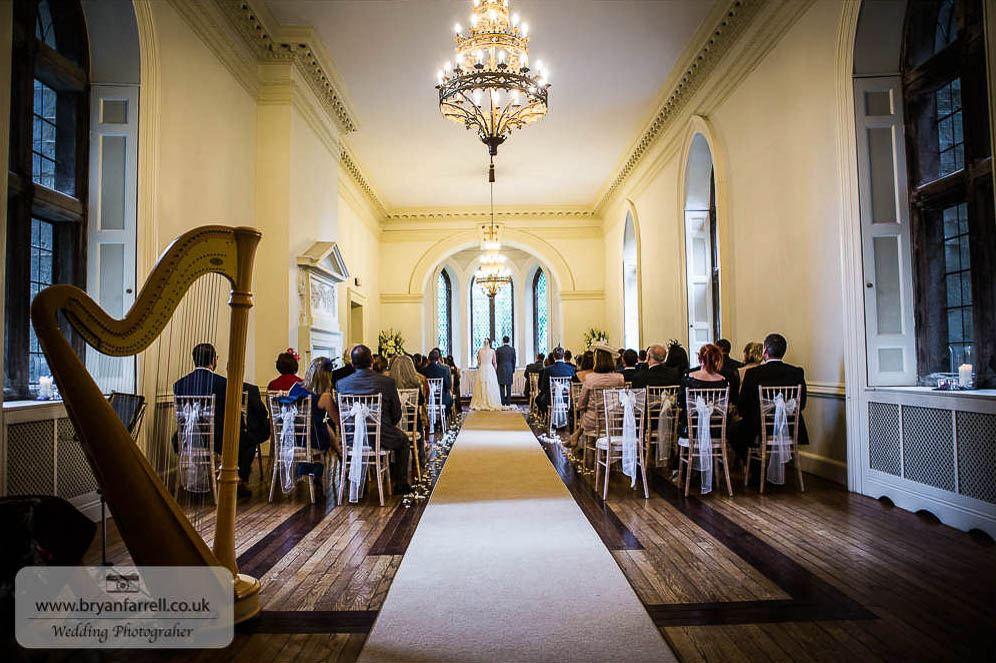 Clearwell Castle Wedding 13