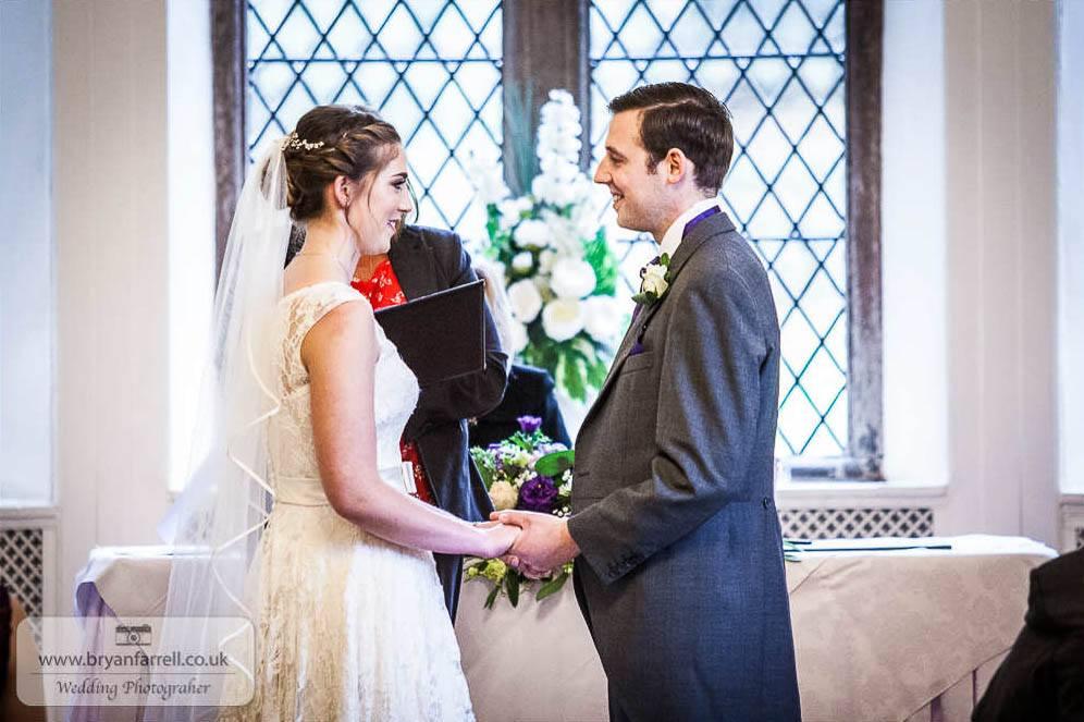 Clearwell Castle Wedding 14