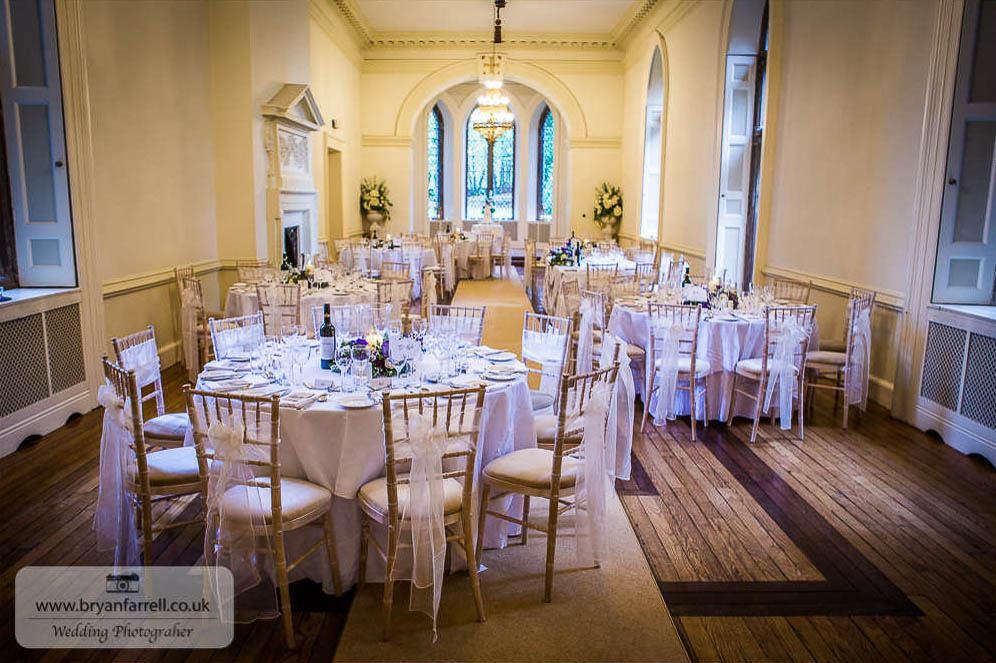 Clearwell Castle Wedding 21