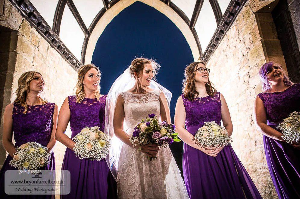Clearwell Castle Wedding 27