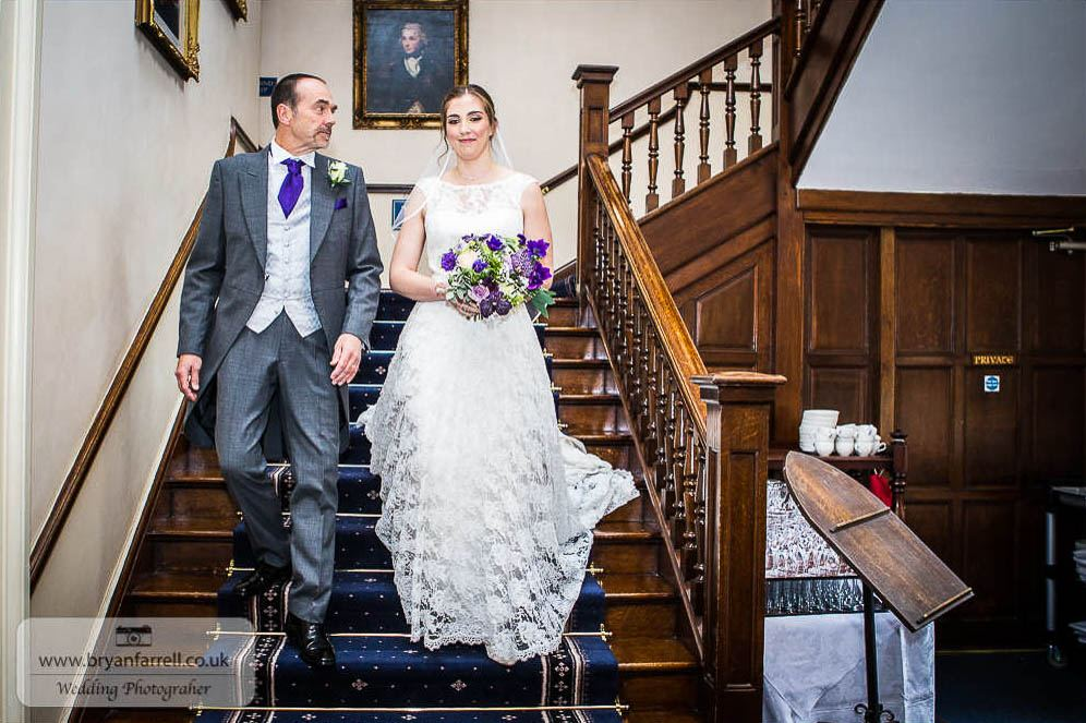 Clearwell Castle Wedding 9