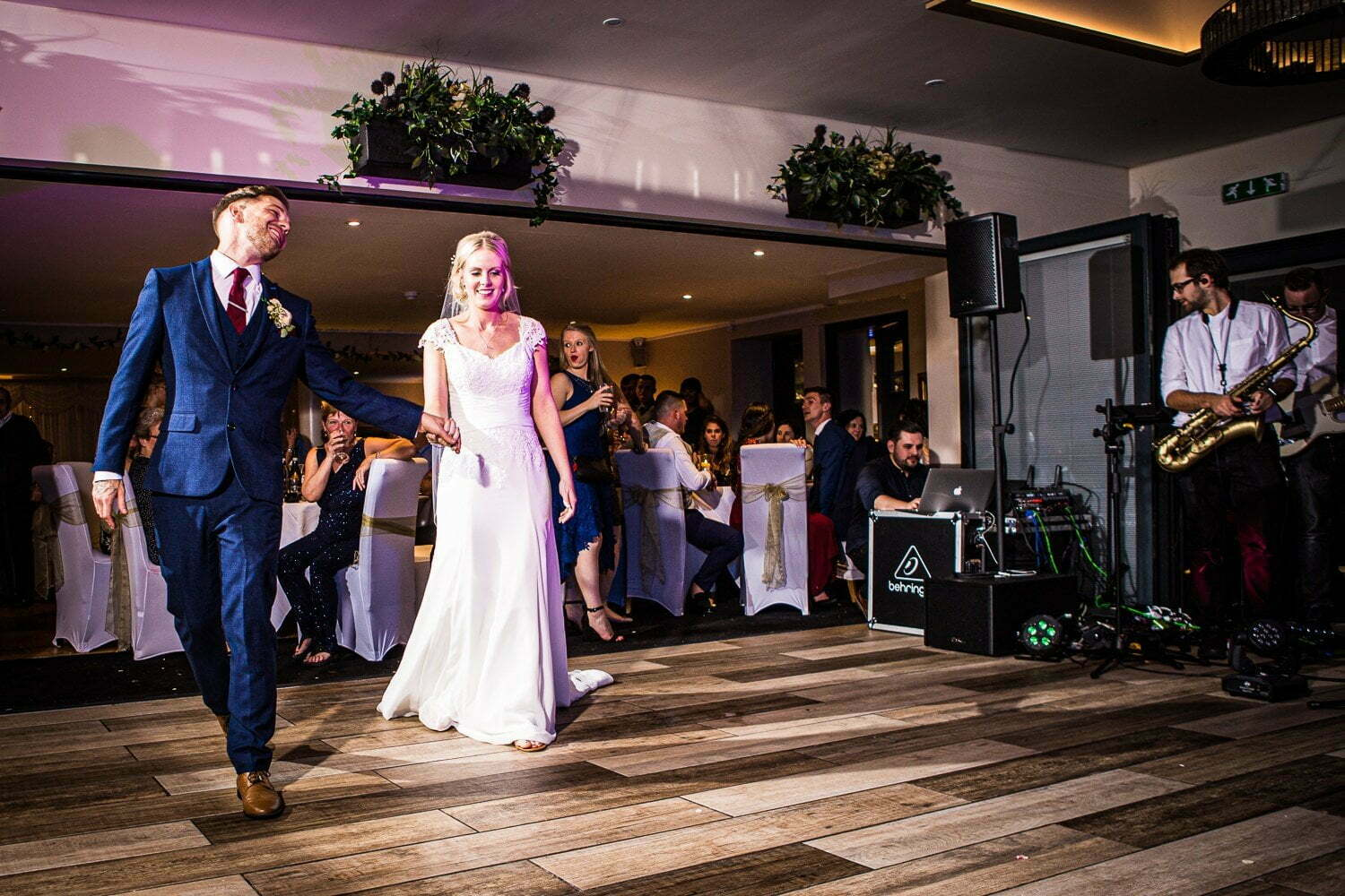 Crossways Hotel Wedding SD 104