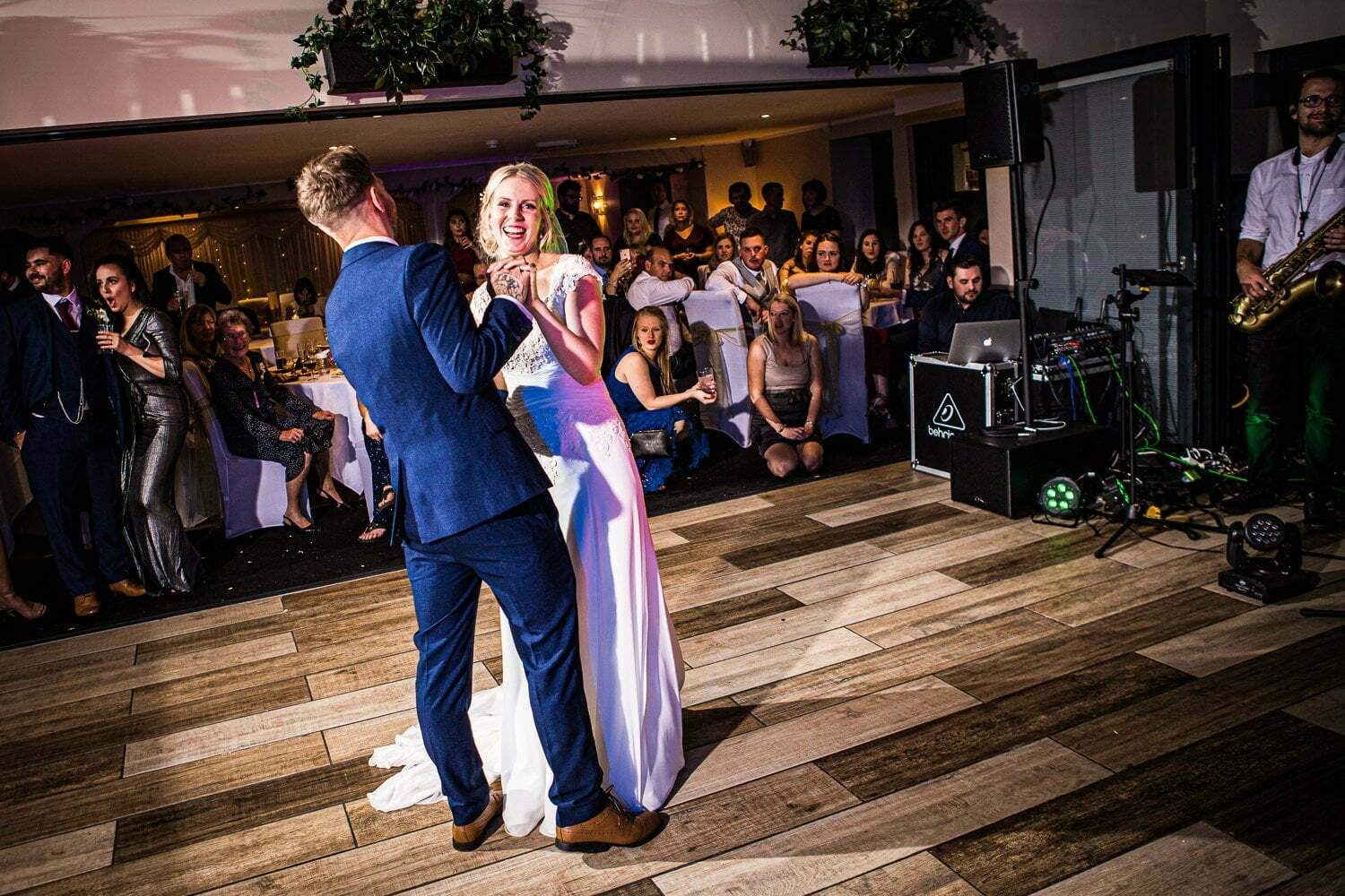 Crossways Hotel Wedding SD 106