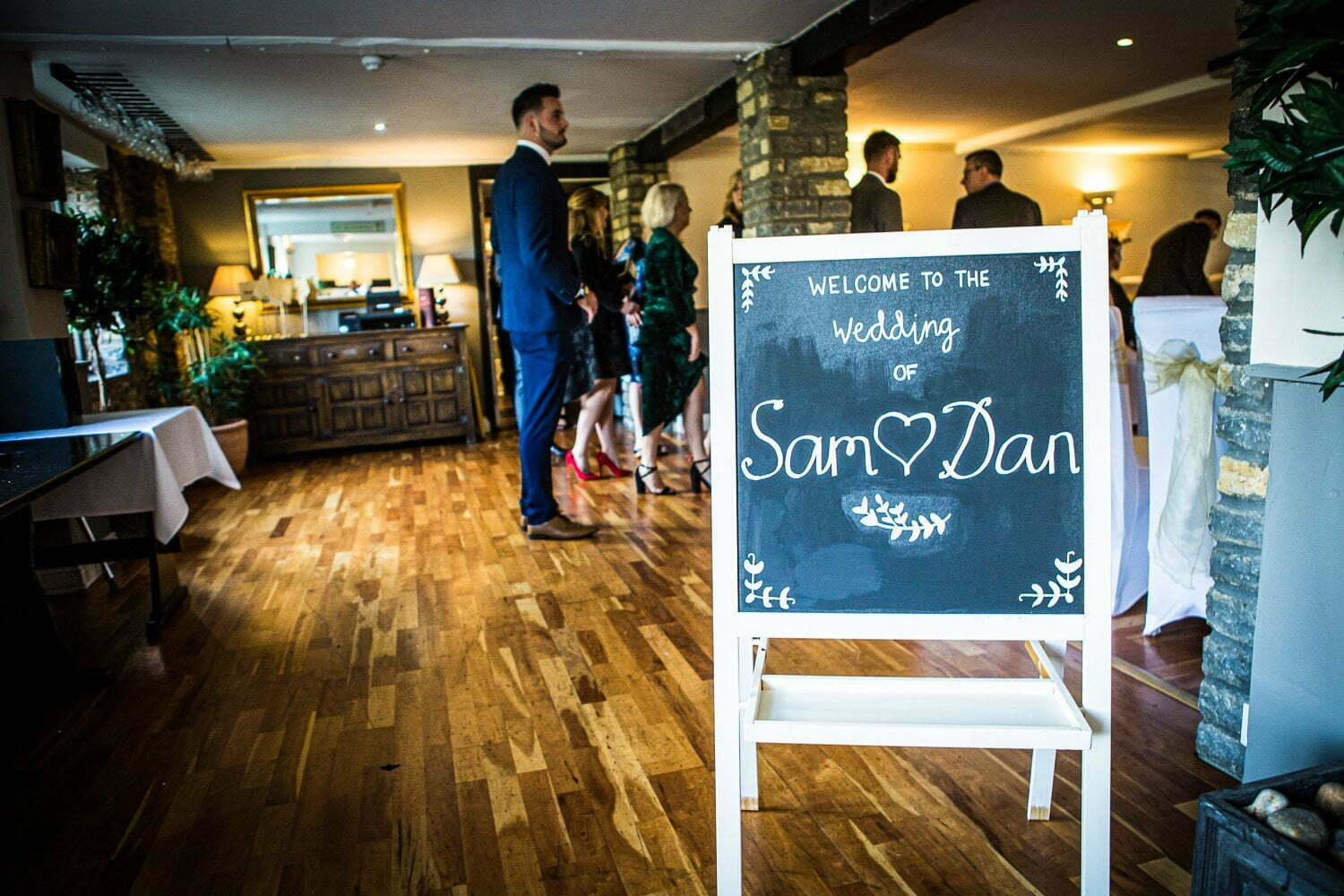 Crossways Hotel Wedding SD 29