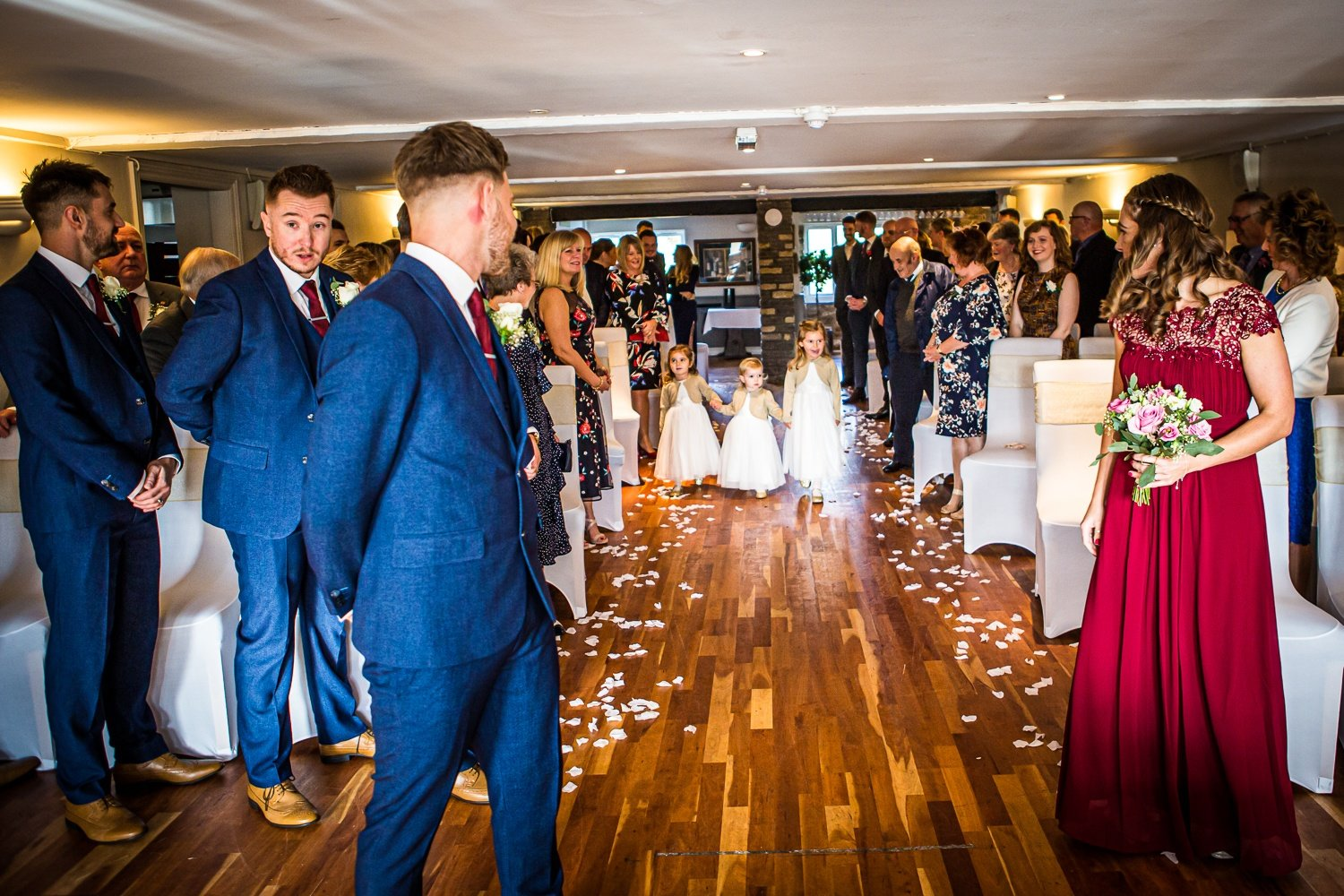 Crossways Hotel Wedding SD 37