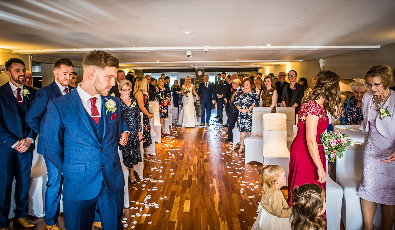 Crossways Hotel Wedding SD 38