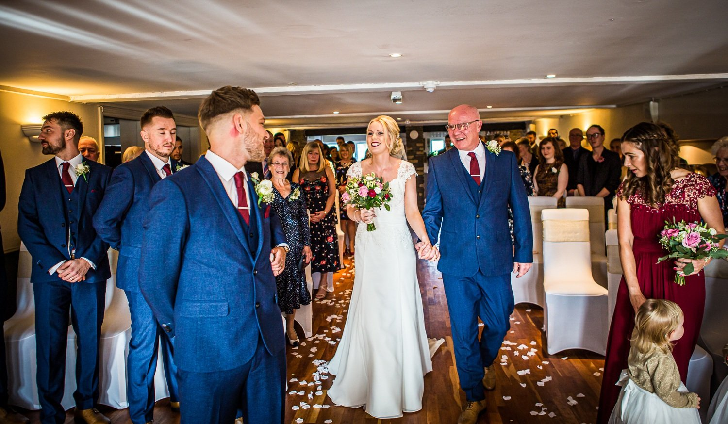 Crossways Hotel Wedding SD 39