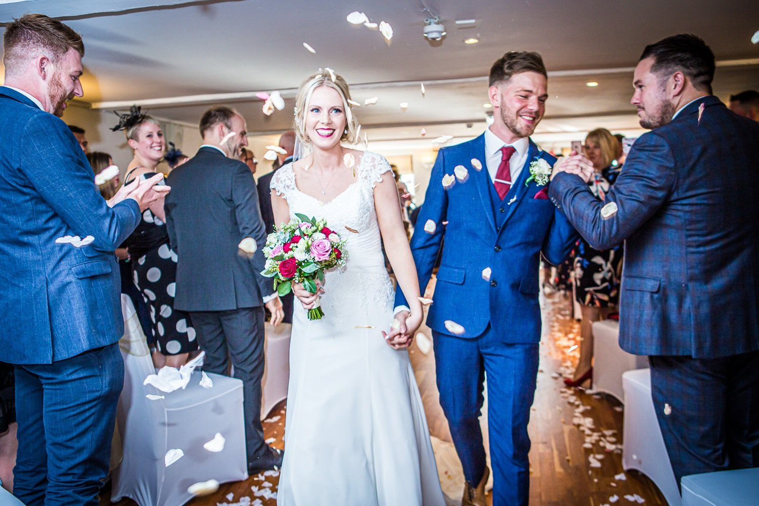 Crossways Hotel Wedding SD 51