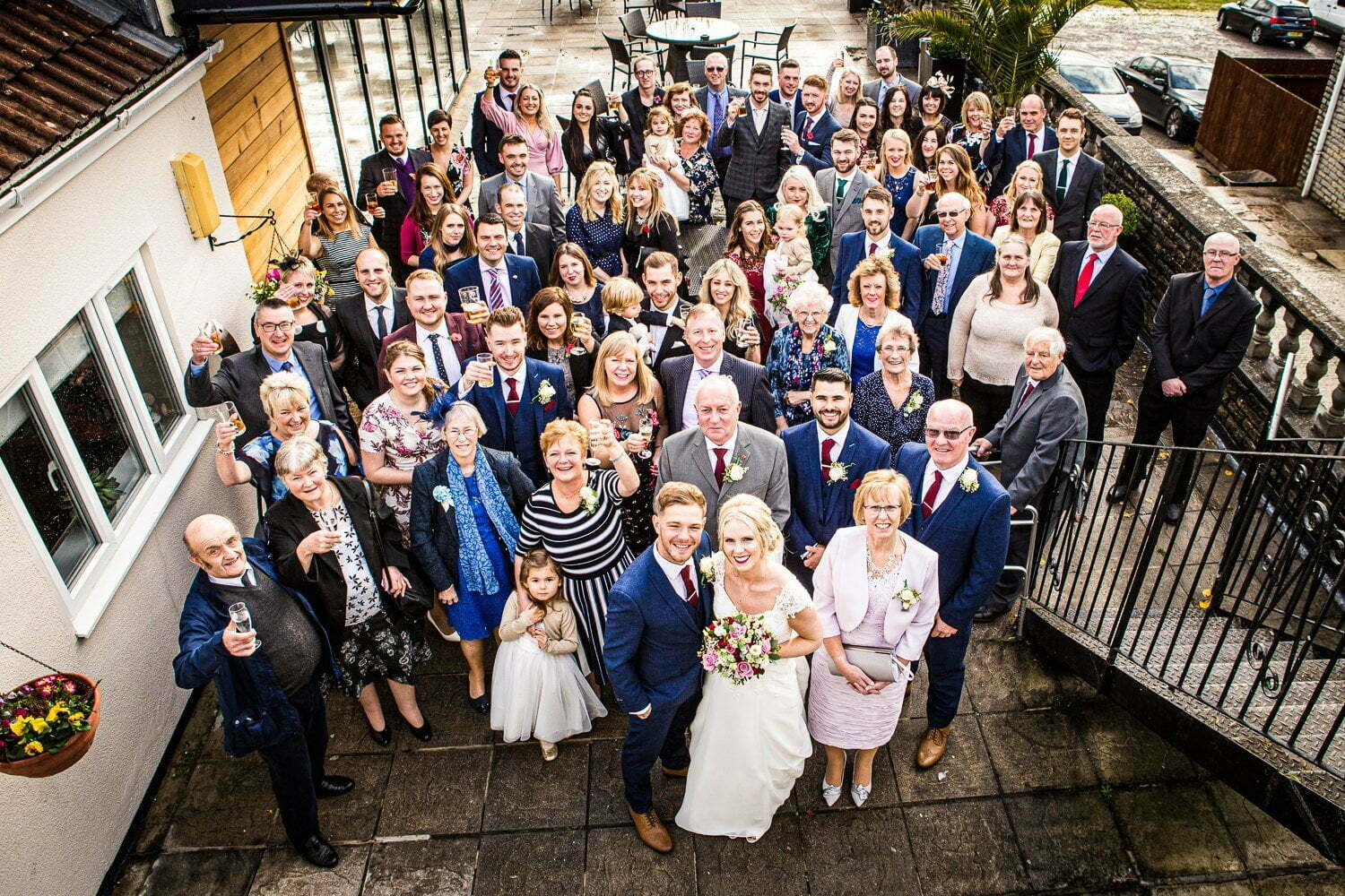 Crossways Hotel Wedding SD 54
