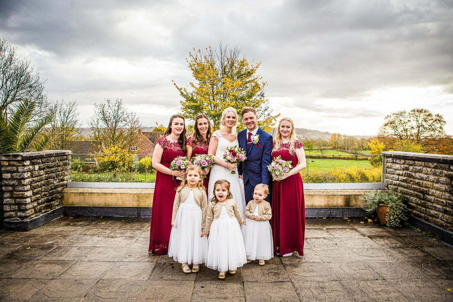 Crossways Hotel Wedding SD 57