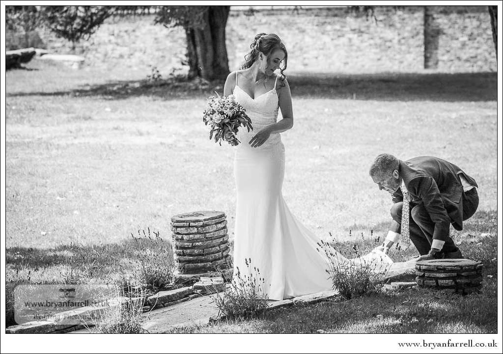 Eastington Park Wedding 10
