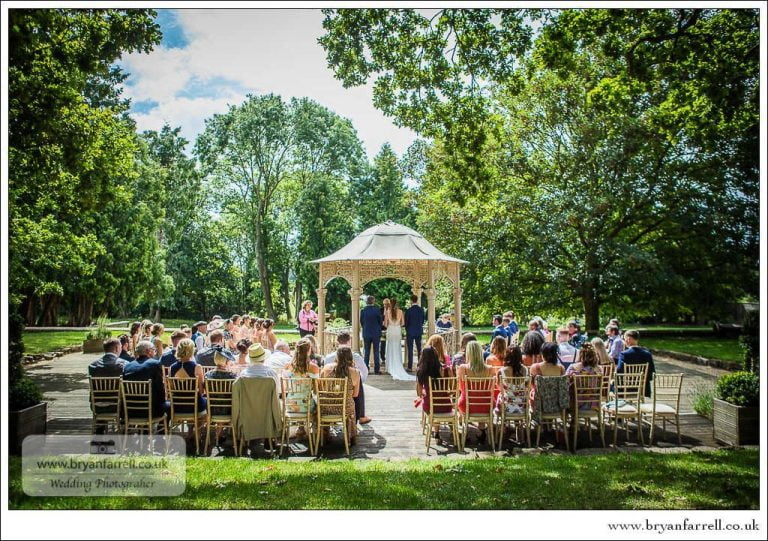 Eastington House Wedding.