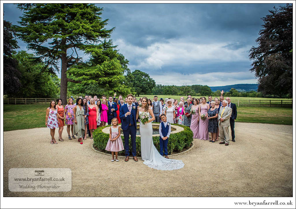 Eastington Park Wedding 26