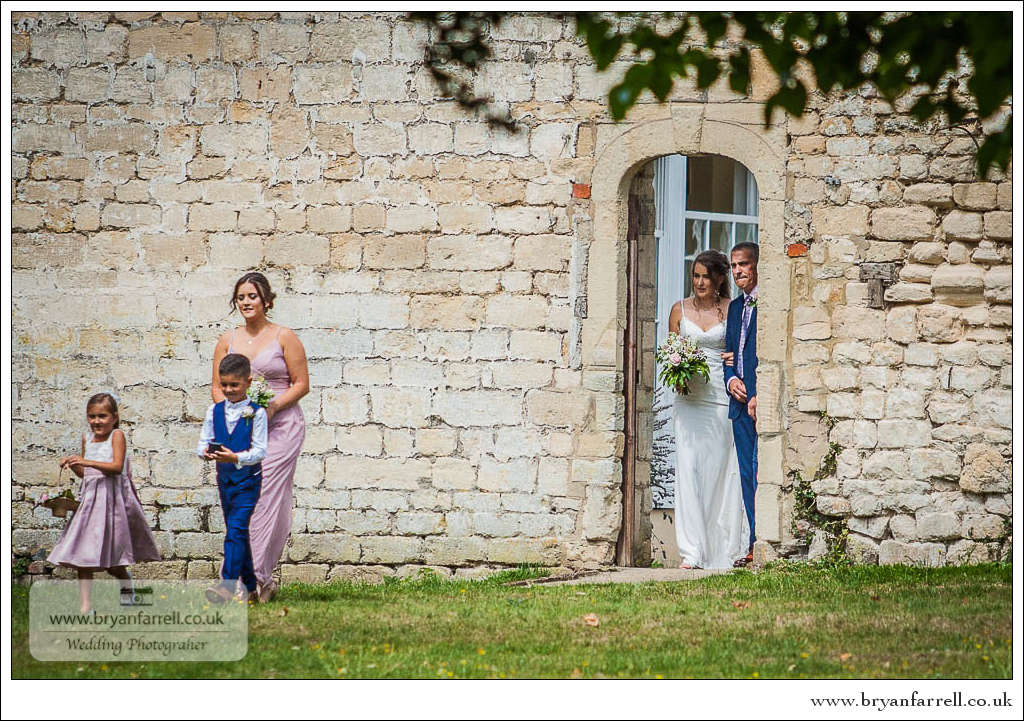 Eastington Park Wedding 8