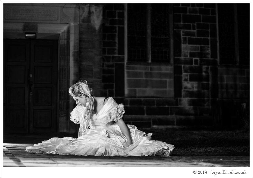 Gothic Bride Shoot 18