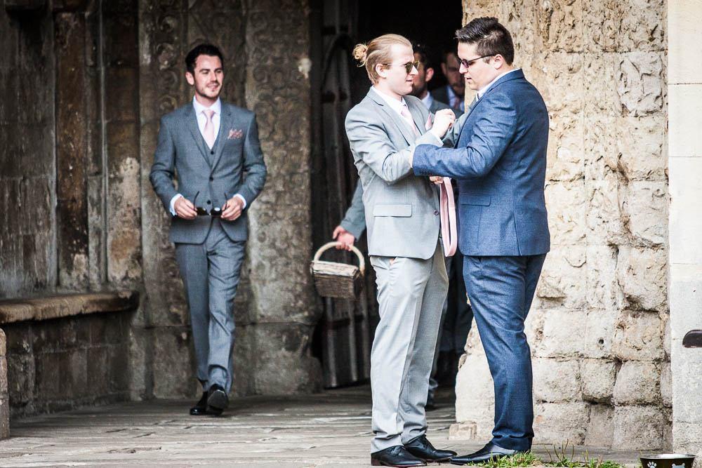 Malmesbury Abbey Wedding 24