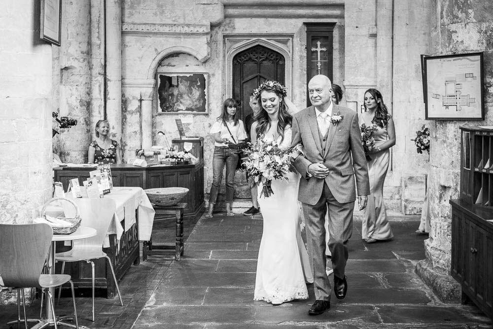 Malmesbury Abbey Wedding 54