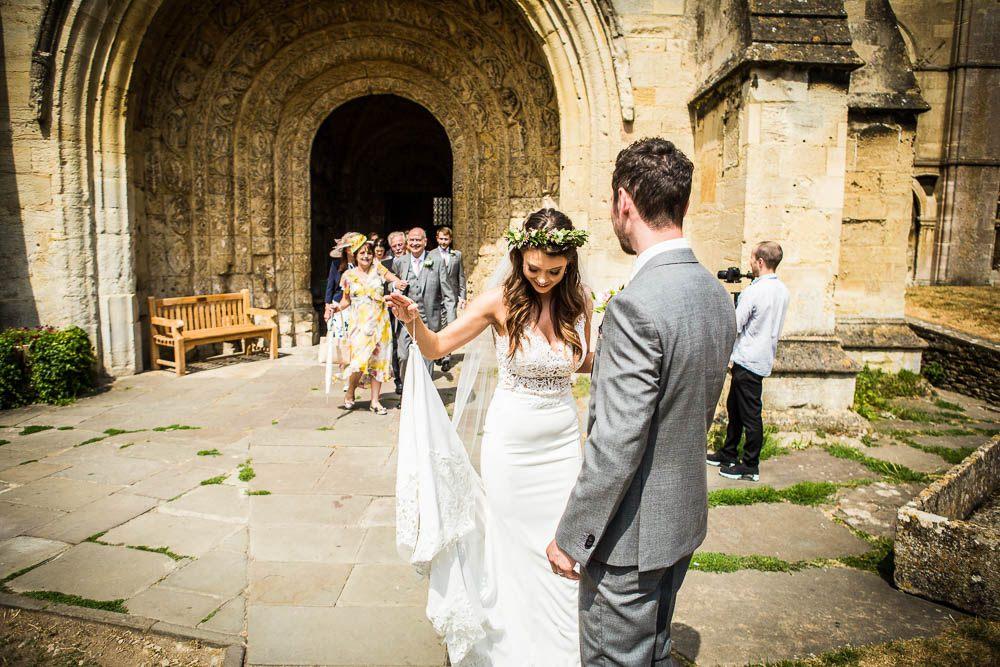 Malmesbury Abbey Wedding 99