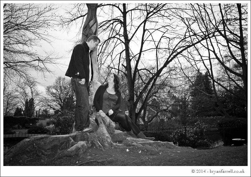 Malvern Pre Wedding Photoshoot AJ 20