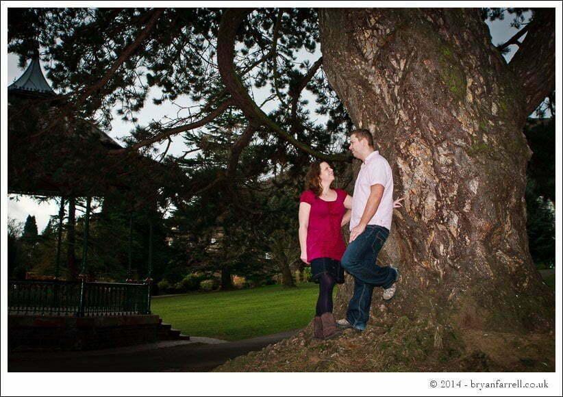 Malvern Pre Wedding Photoshoot AJ 9