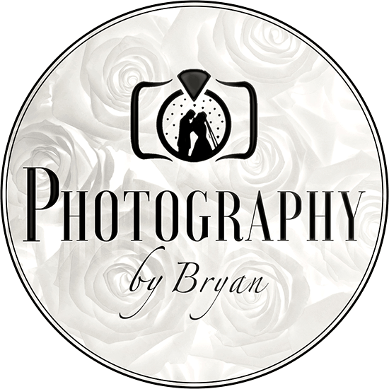 Photography by Bryan Logo - Wedding photographer in Lancashire