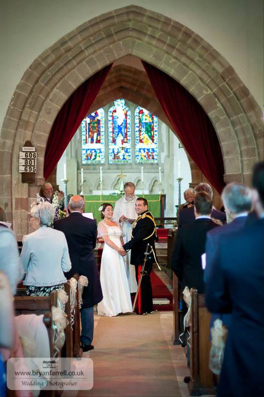 St Briavels wedding photographer 11