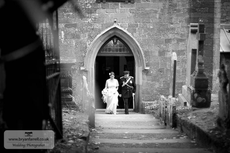 St Briavels wedding photographer 17