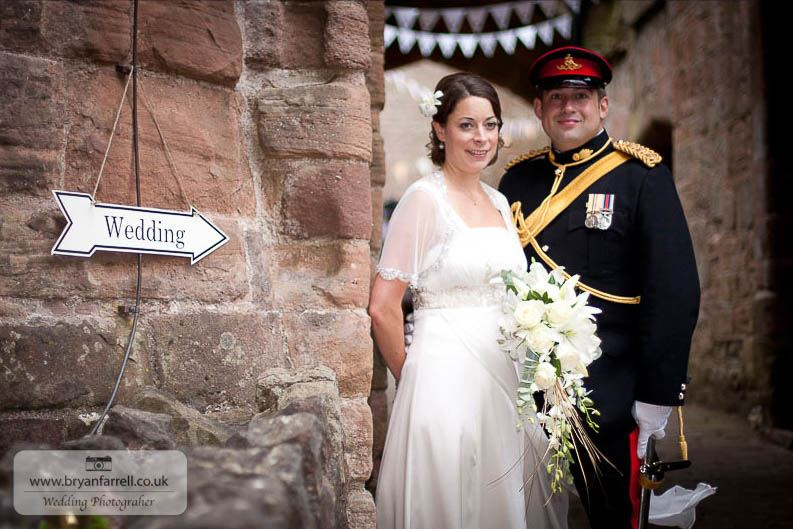 St Briavels wedding photographer 42