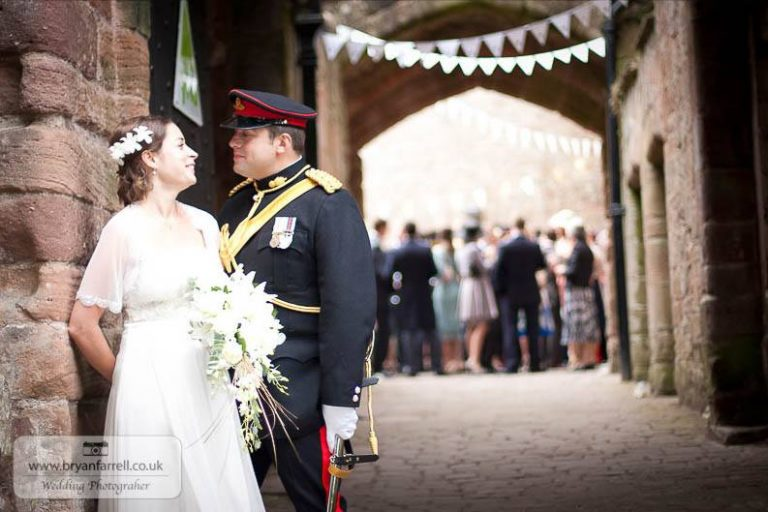 St Briavels Castle Wedding – RO.