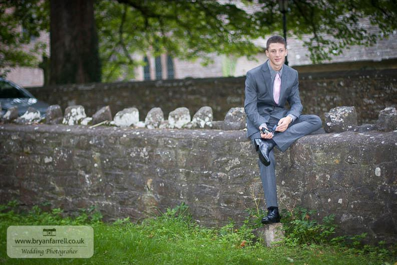 St Briavels wedding photographer 52