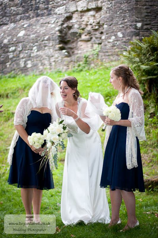 St Briavels wedding photographer 55