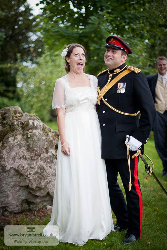 St Briavels wedding photographer 63