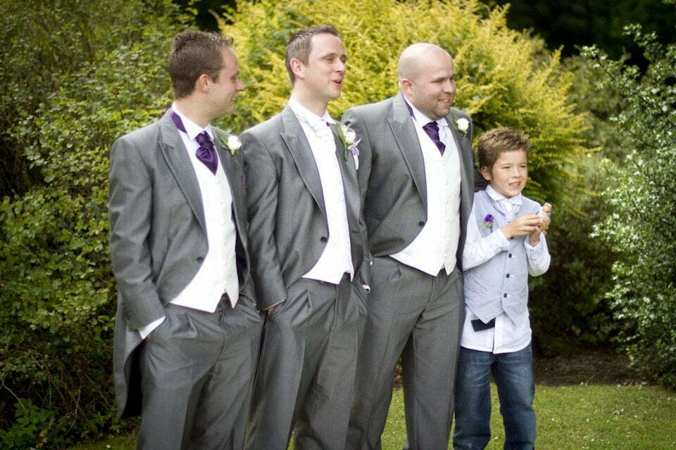 The George Gloucester Wedding SS 116