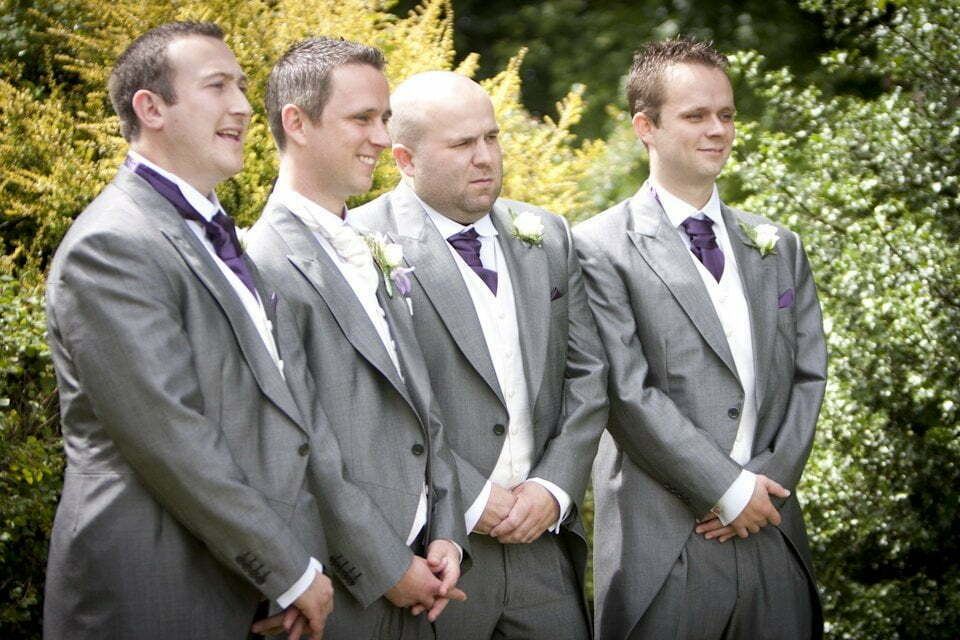 The George Gloucester Wedding SS 118