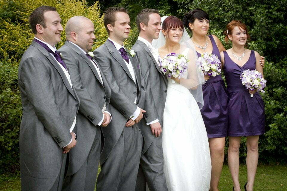 The George Gloucester Wedding SS 119