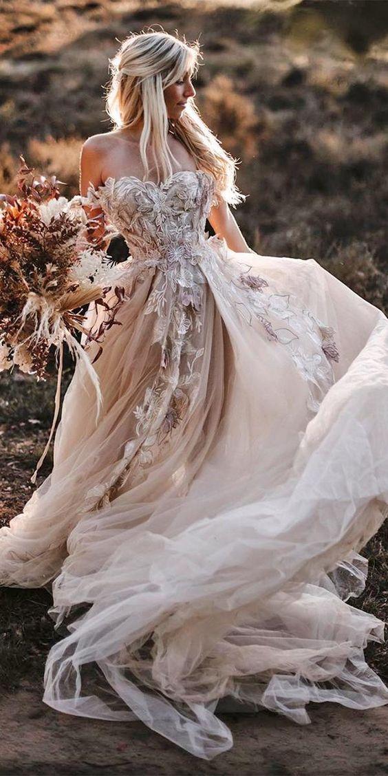 Wedding Dress Ideas 53