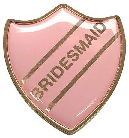 bridesmaide badge 1