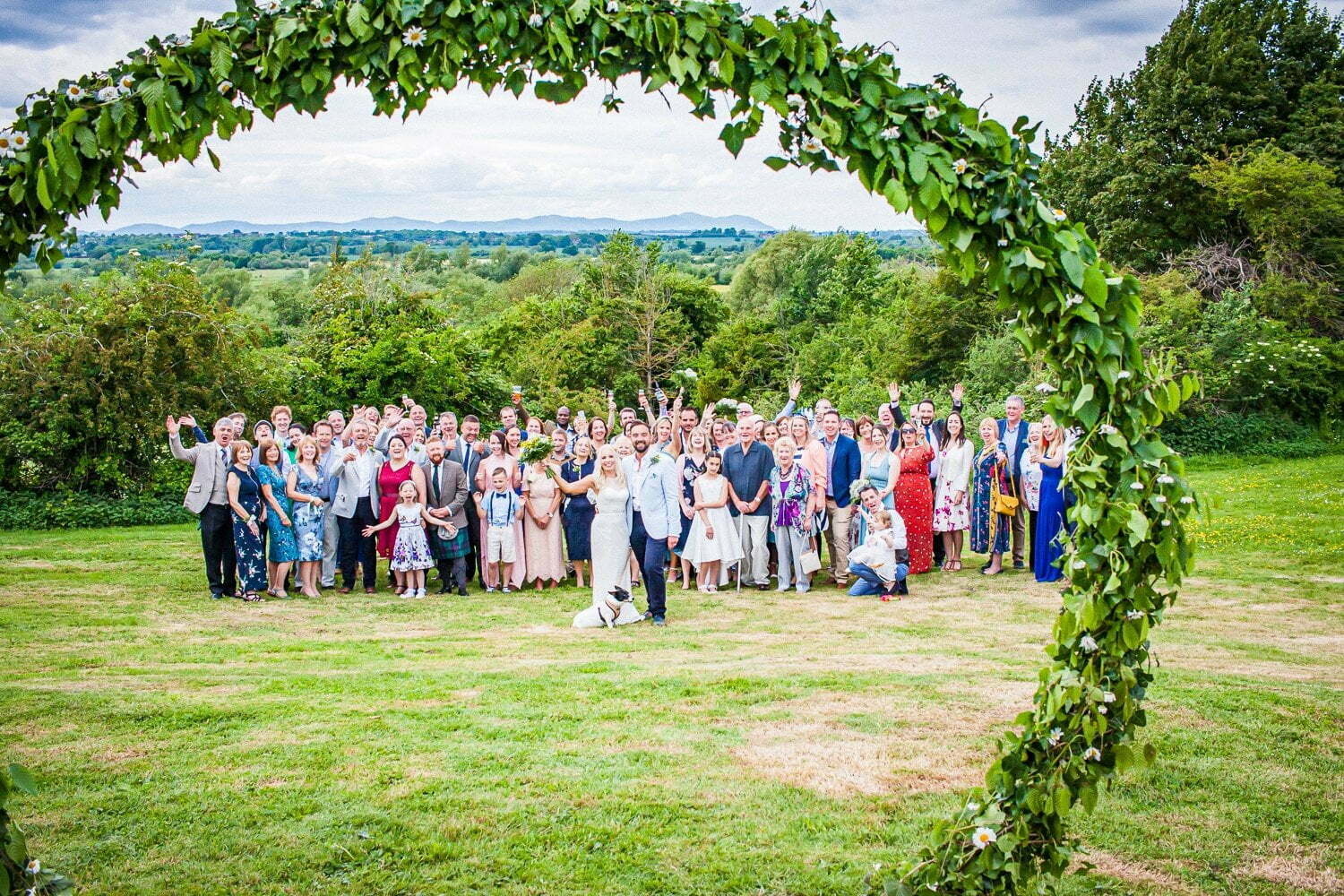 gloucester garden wedding SJ 164