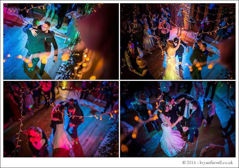 kingscote barn wedding photographers GA 114